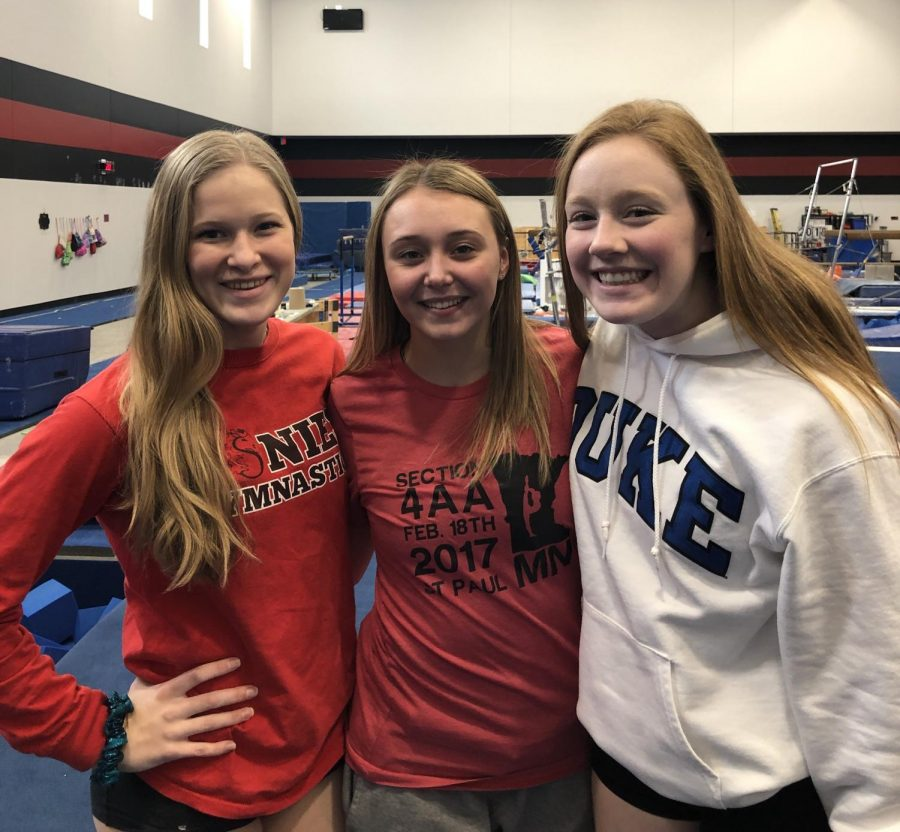 Gymnastics state champs return with high expectations