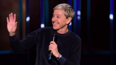 Ellen's stand-up 'Relatable' premiers on Netflix