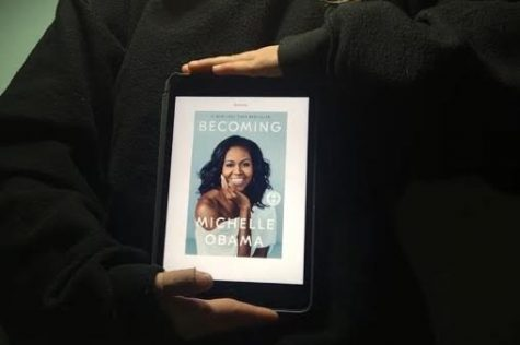 'Becoming' by Michelle Obama, a memoir written by a woman America does not yet deserve