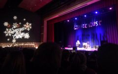 Winter break kicks off with Coffee House