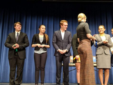 Stillwater Speech team battles funding deficits to succeed in coming season