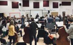 Concert orchestra explores music in Boston
