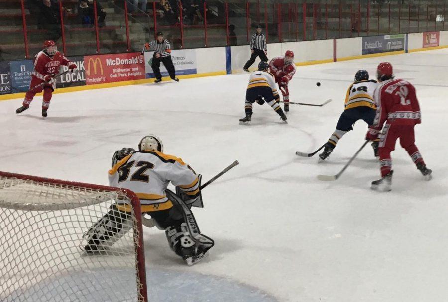 Minnesota State hockey tournament celebrates 75th anniversary