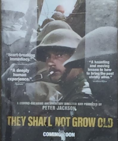 'They Shall Not Grow Old' slowly tells deadly story of WWI