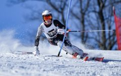 Boys alpine on steady slope to State
