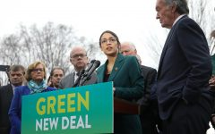 'Green New Deal' is vital to the country's reputation as a respectable nation