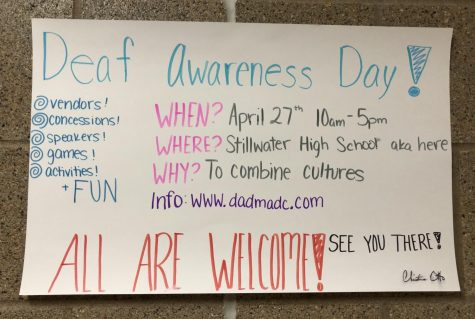 Deaf Awareness Day provides education, experiences