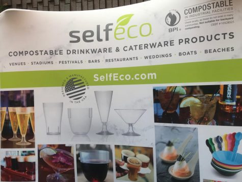 Self Eco is a local green and environmentally friendly company located in Stillwater, Minn. The company helps the plastic problem by creating biodegradable utensils and other everyday use items.