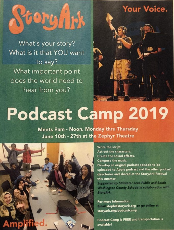 Story+Ark+Podcast+Camp+meets+the+10+through+the+27+of+June.+The+encourages+kids+to+share+their+stories+in+a+creative+and+powerful+way.