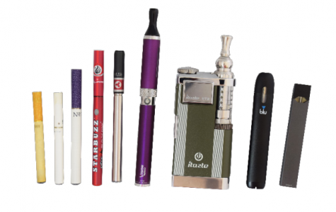 There are many types of e-cigarettes in the vaping industry. Each one is made to appeal to teenagers and younger generations.