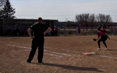 The girls softball team played against Park high school April 24. Stillwater beat Park 6-2. This is a big victory for the girls seeing as Park is one of their biggest competetors.