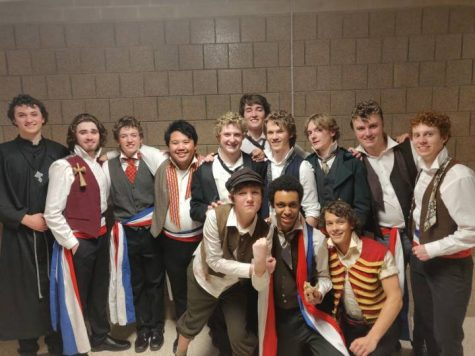 Theatre students plan summer trip to Scotland