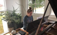 Student performers look forward to spring coffee house