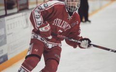 Noah Tussey's first game for the USHL