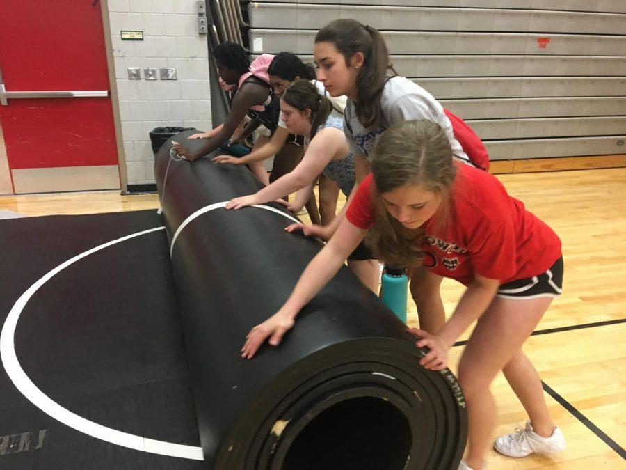Cheerleaders make sport more meaningful