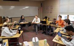 Joe Kalka hopes to propel speech to new heights