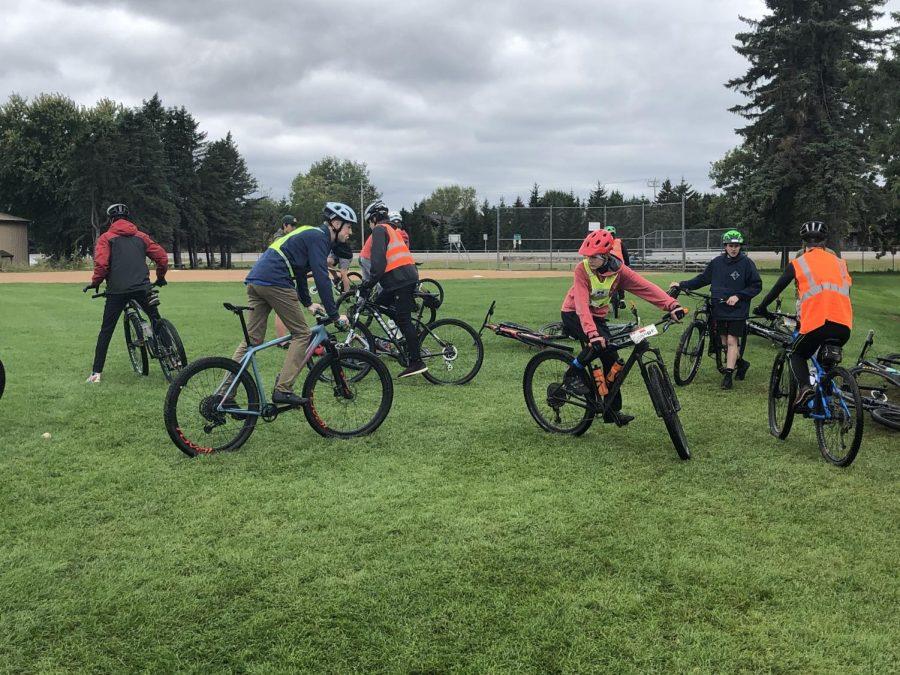 Mountain Biking team off to rocky start
