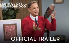 The film 'A Beautiful Day in the Neighborhood' comes out Nov. 22. The film is based on the old children's show 'Mister Rogers' Neighborhood', staring Fred Rogers. Tom Hanks will play the part of Mr. Rogers.