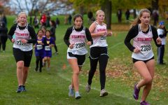 Girls cross country wraps up fast season