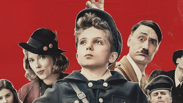 'Jojo Rabbit' is playing in theaters now. Go see this amazing, comical and historical film to gain knowledge on WWII. Follow Jojo's story, with his imaginary friend Hitler.