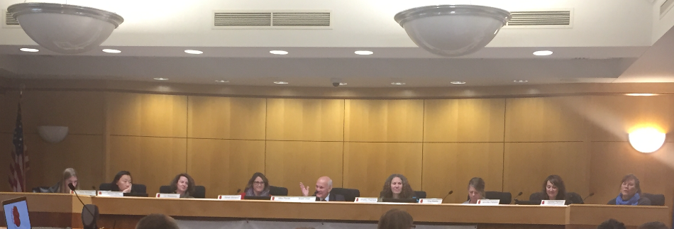 The School Board formed a quorum at the correct time at the Nov. 14 meeting.  They formed a quorum when they should not have done so at the Aug. 29 Working Group meeting.  That was the reason they received an opinion letter from Commissioner Alice Roberts-Davis from the Minnesota Department of Administration.