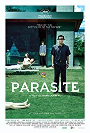 """Parasite"" has become one of the most successful foreign films in history, winning the Palme D"