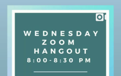 Young Life posted a promotional for their zoom meetings. Young Life uses Instagram stories to connect with students.