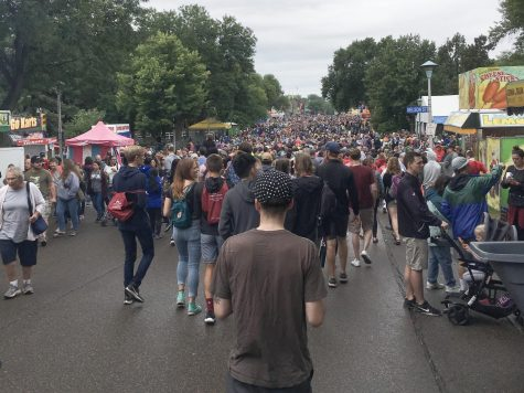 The Minnesota Fair is one of the highlights of the summer. About two million people go to the Fair every year. This year it is unknown if the State Fair will happen because of the COVID-19 pandemic.