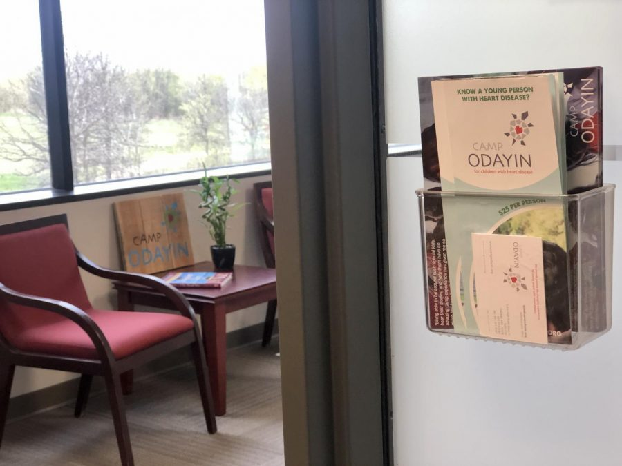 Local nonprofit, Camp Odayin serves kids with heart disease. Their office has remained empty for the past few weeks and staff will be working from home until further notice.