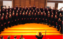 concert choir at SAHS