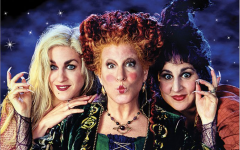 The Sanderson Sisters from Disney's Hocus Pocus.