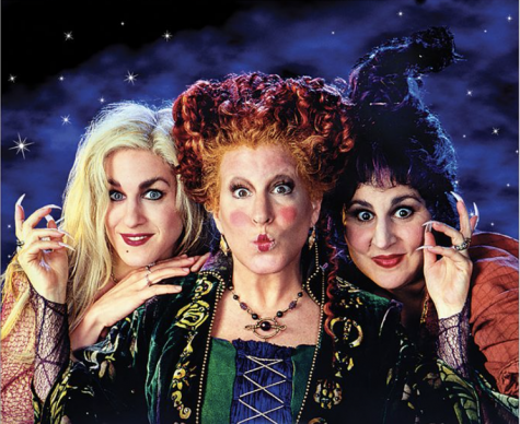 The Sanderson Sisters from Disney