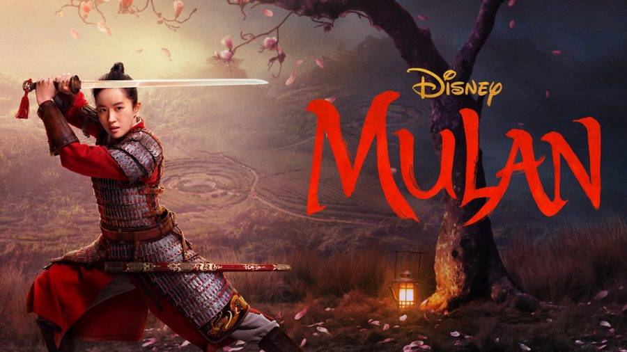 The+Disney+film+%22Mulan%22+was+released+on+Sept.+4+on+Disney%2B.+Fans+criticize+the+new+version+and+compare+it+to+the+original.