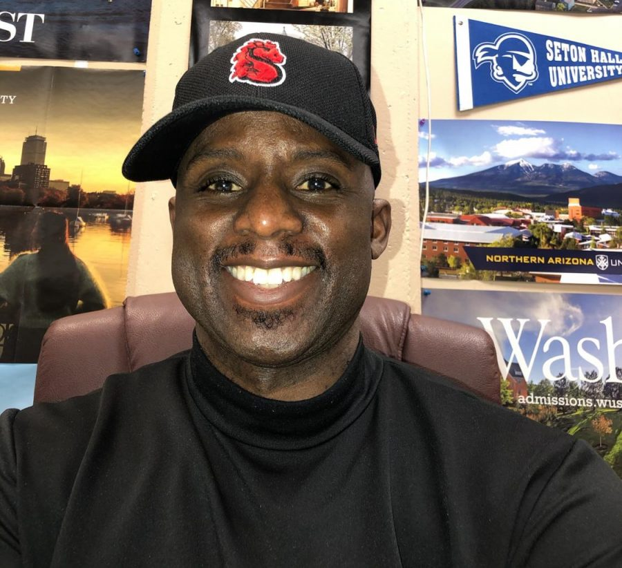 Stillwater Cultural Liaison, Cornelius Rish is new to the school this year. His role is to create and supervise initiatives that help reduce racial disparities, and help improve the cultural climate throughout the district and community.
