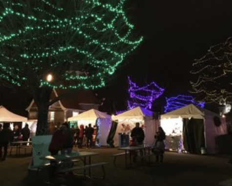 The Minnesota State Fairgrounds reopens with the Glow Light Festival