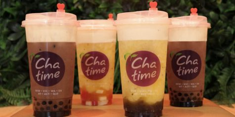 Chatime Tea's New Philadelphia Cream Cheese Collaboration. Philly mousse Boba favors with boba pearls and jelly.