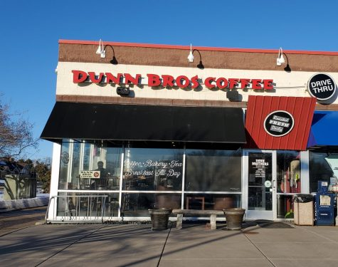 The local coffee shop, Dunn Bros Coffee, is a great place to meet with friends and reconnect.
