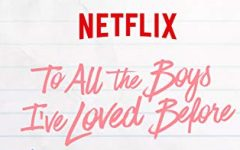 Lara Jean Covey (Lana Condor) holds her five love letters she sent out in the first movie. The final work of the series was released Feb. 12, on Netflix. Lara Jean is the main protagonist in the story.