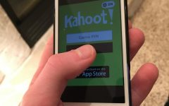 A game of Kahoot being prepared to play. The trivia night will be played on Kahoot or with the Kahoot format.