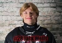 Senior Jack Wells played hockey during the 2019-2020 season. He has a lot of passion for the sport and looks forward to coming back after the recovery.