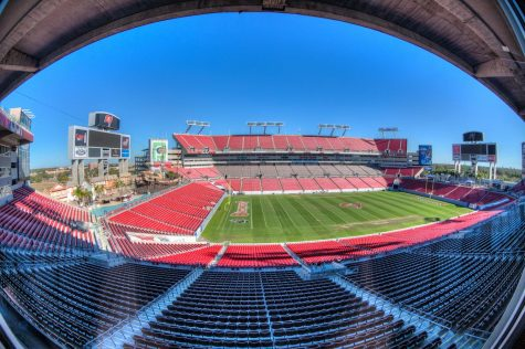 The 2021 Super Bowl was held at Raymond James Stadium, home to the Tampa Bay Buccaneers. The team won the game against the Kansas City Chiefs, claiming their championship title.