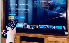 This image shows the reboot of Coming 2 America now streaming on Amazon Prime. Due to the easy access of the movie, Coming 2 America has gained the attention and opinions of many.