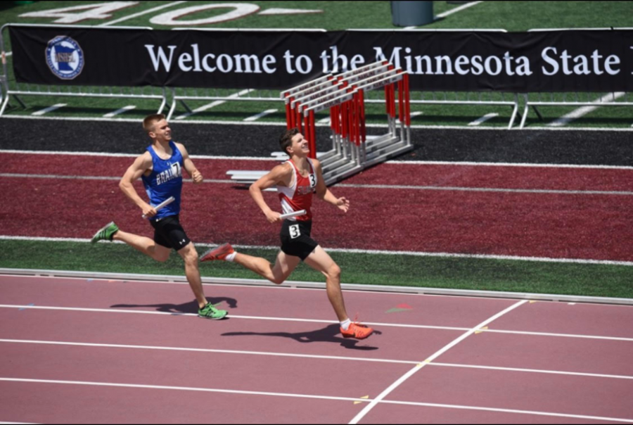This was just one of many races that led up to Rosengren